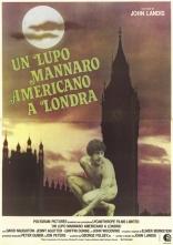 Американский оборотень в Лондоне плакаты