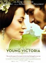 Молодая Виктория плакаты