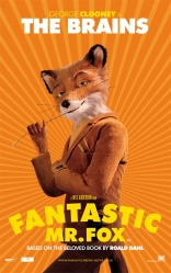 Бесподобный мистер Фокс плакаты
