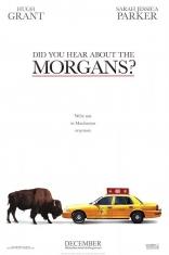 Супруги Морган в бегах плакаты