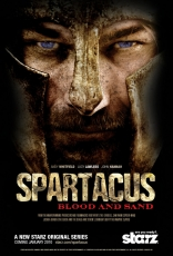 Спартак: Кровь и песок плакаты
