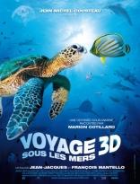 Большое путешествие вглубь океанов 3D: Возвращение плакаты