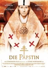 Иоанна — женщина на папском престоле плакаты