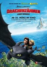 Как приручить дракона плакаты