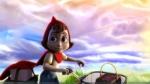 Правдивая история Красной Шапки кадры