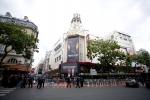 Премьера фильма «Терминатора: Да придет спаситель» в Париже кадры