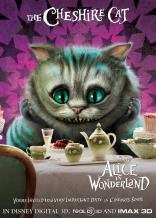 Алиса в Стране чудес плакаты
