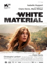 Белый материал плакаты