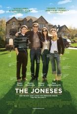 Семейка Джонсов плакаты