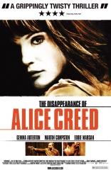 Исчезновение Элис Крид плакаты