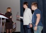 Вручение премии «Жорж» за 2009 год кадры