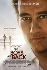 Мальчики возвращаются плакаты