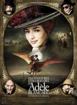 Необычайные приключения Адель плакаты