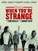 Джим Моррисон: When You're Strange плакаты