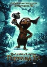 Волшебный кубок Роррима Бо 3D плакаты