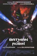 Бэтмен и Робин плакаты