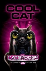 Кошки против собак: Месть Китти Галор плакаты