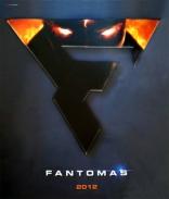 Фантомас* плакаты