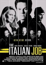 Ограбление по-итальянски плакаты