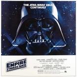 Звездные войны: Эпизод V — Империя наносит ответный удар плакаты