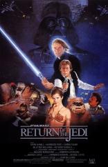 Звездные войны: Эпизод VI — Возвращение Джедая плакаты