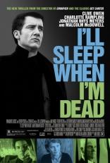 Засну, когда умру плакаты