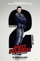 Скотт Пилигрим против всех плакаты
