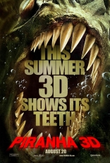Пираньи 3D плакаты