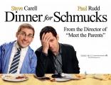 Ужин с придурками плакаты