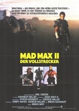 Безумный Макс 2: Воин дороги плакаты