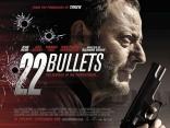 22 пули: Бессмертный плакаты