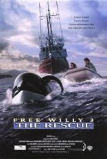 Освободите Вилли 3: Спасение плакаты