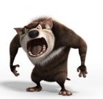 Союз зверей в 3D кадры