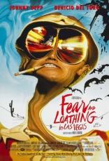 Страх и ненависть в Лас-Вегасе плакаты