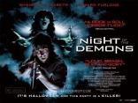 Ночь демонов плакаты