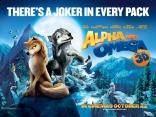 Альфа и Омега: Клыкастая братва 3D плакаты