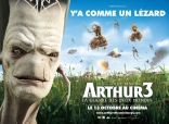 Артур и война двух миров плакаты