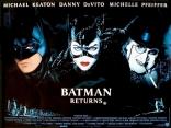 Бэтмен возвращается плакаты