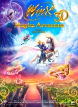 Winx Club: Волшебное приключение плакаты
