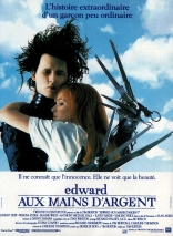 Эдвард — руки-ножницы плакаты