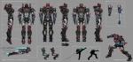 Робот Тхэквон V* кадры