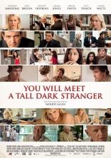 Ты встретишь таинственного незнакомца плакаты