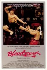 Кровавый спорт плакаты