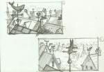 Гномео и Джульетта 3D кадры