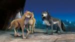 кадр №54499 из фильма Альфа и Омега: Клыкастая братва 3D