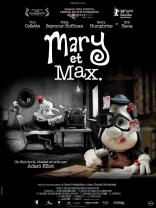 Мэри и Макс плакаты
