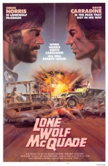 Одинокий волк МакКуэйд плакаты