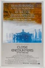 Близкие контакты третьей степени плакаты