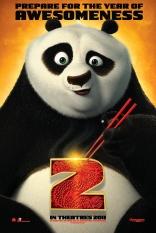 Кунг-фу панда 2 плакаты