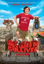Путешествия Гулливера плакаты